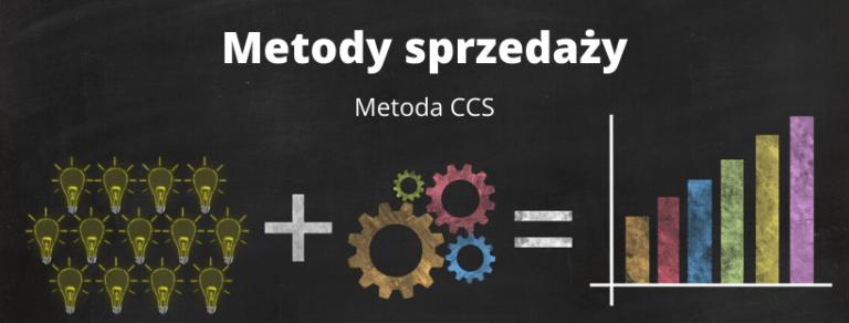 Jak Sprzedawać- Metoda CCS